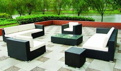 Polyrattan havemøbler