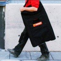 Bæretaske til stige