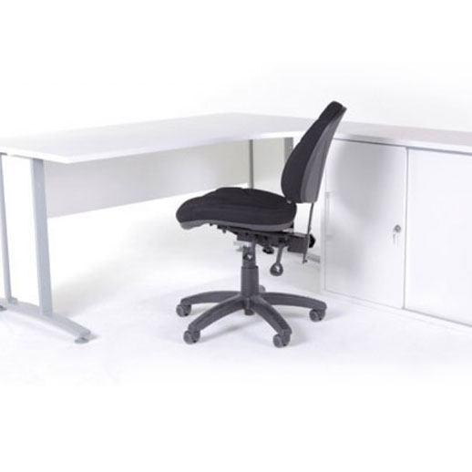 Rørig Hjørneskrivebord til hjemmekontoret - De optimale skriveborde VI-52