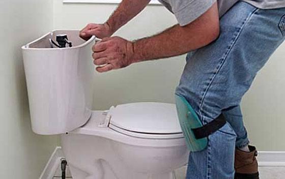 Reparer selv toilet