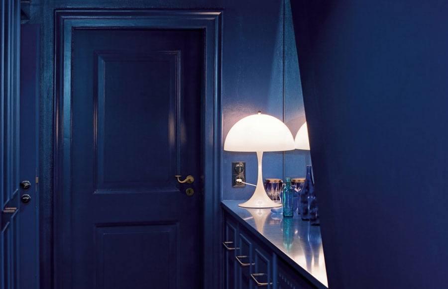 Verner Panton Panthella bordlampe