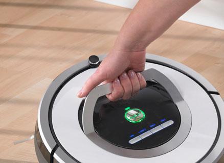 roomba 780 robot