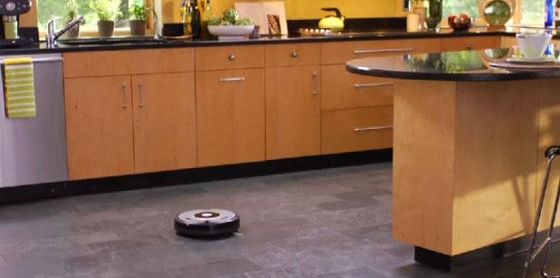 Roomba robotstøvsugere