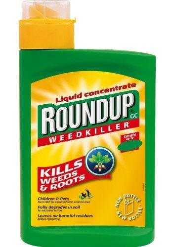 Roundup konsentrat blandingsforhold