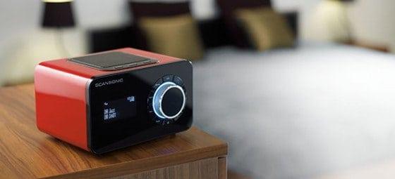 Scansonic R3 DAB radio