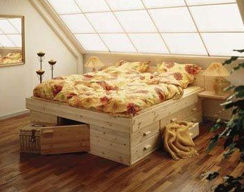 enkelt sengestel