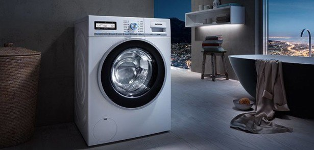 Simenes vasketørrremaskine