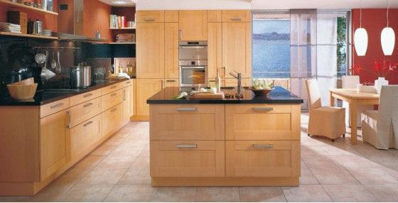 Smart køkken design