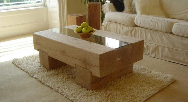 Sofabord i eg   smarte borde i egetræ til stuen