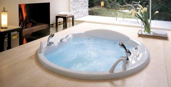 Spa badekar