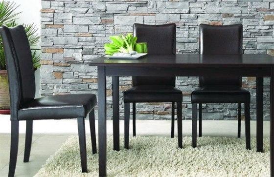 Spisebordsstole i læder   når du skal sidde godt og flot