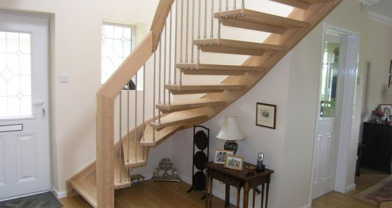 Gelænder til trappe   vælg det rigtige gelænder til din trappe