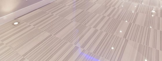 Store gulvklinker
