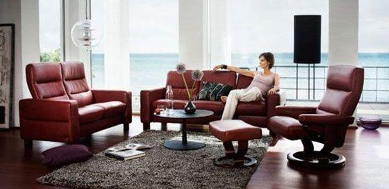 Stressless sofa - Wave