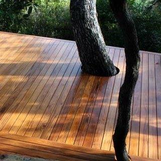 Terrassebrædder - Lærk, fyr og komposit brædder - Hus Plus Have