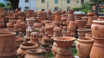 Italiensk terracotta