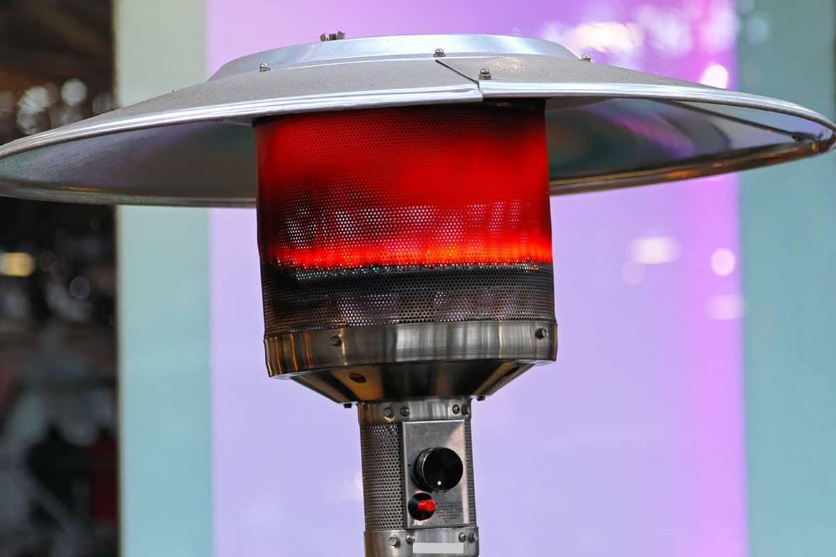 Moderne Terrassevarmer - Gas eller El - Vælg den rigtige opvarmning til MJ96