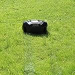 Test af automower 330x robotplæneklipper