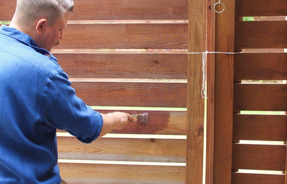 Fantastisk Billig træbeskyttelse | Myter og fakta | Olie- eller vandbaseret NB07
