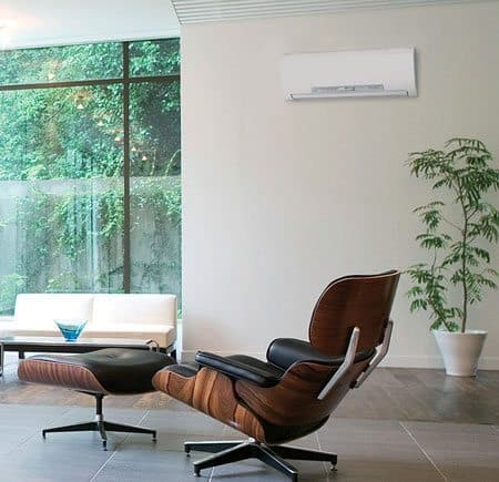 Varm hele huset med varmepumpe