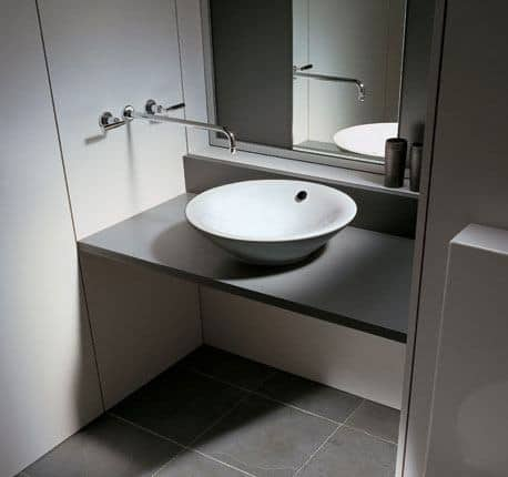 Håndvask på bord eller skab - Vaske til badeværelse - Stort udvalg