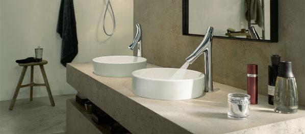 Populære Håndvask på bord eller skab - Vaske til badeværelse - Stort udvalg WR-84