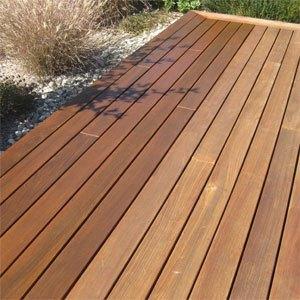 træbeskyttelse terrasse trykimprægneret