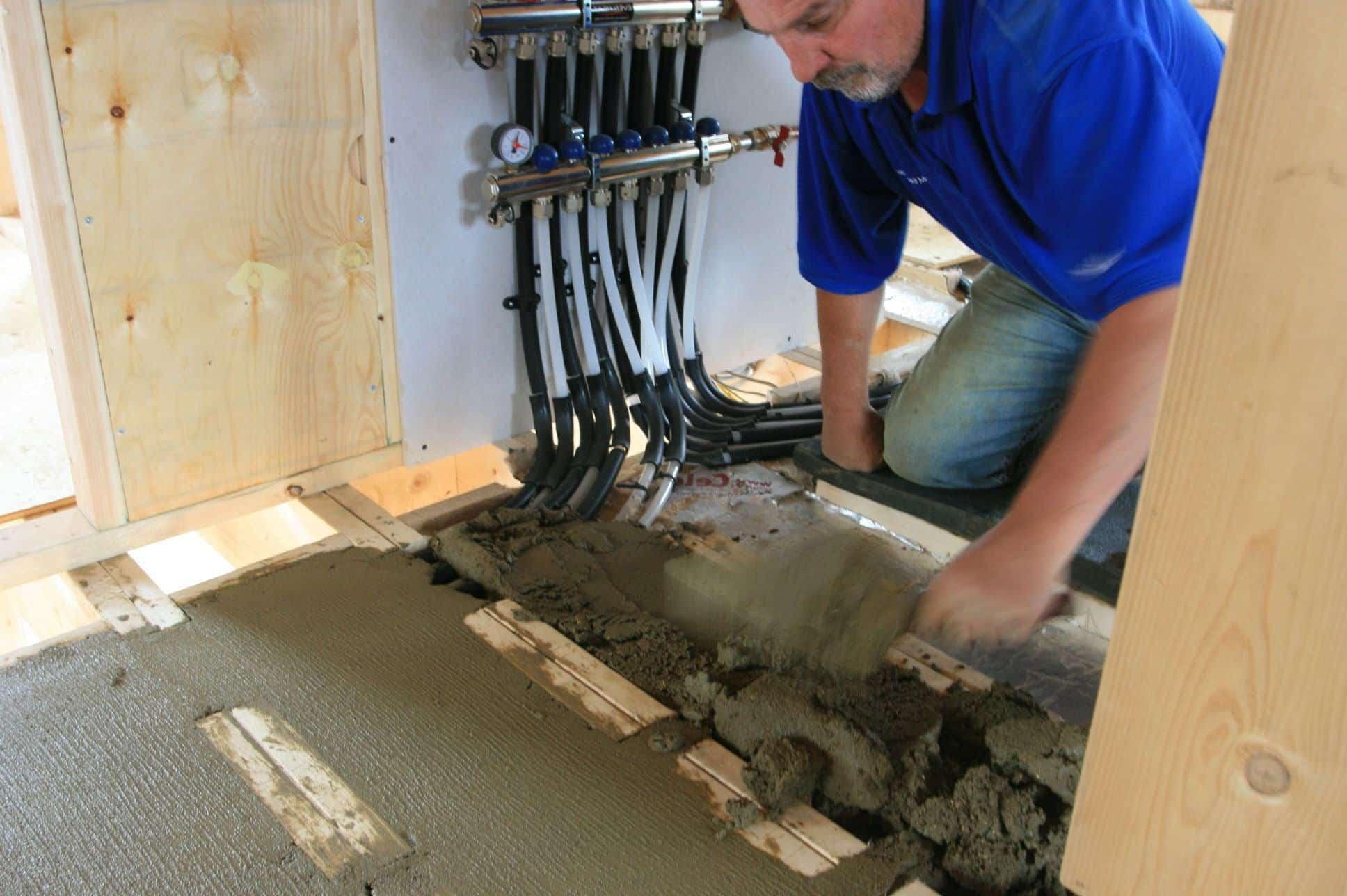 Pris på gulvvarme - Hvad koster installationen?